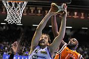 DESCRIZIONE : Treviso Lega due 2015-16  Universo Treviso De Longhi - Aurora Basket Jesi<br /> GIOCATORE : tommaso rinaldi<br /> CATEGORIA : Tiro<br /> SQUADRA : Universo Treviso De Longhi - Aurora Basket Jesi<br /> EVENTO : Campionato Lega A 2015-2016 <br /> GARA : Universo Treviso De Longhi - Aurora Basket Jesi<br /> DATA : 31/10/2015<br /> SPORT : Pallacanestro <br /> AUTORE : Agenzia Ciamillo-Castoria/M.Gregolin<br /> Galleria : Lega Basket A 2015-2016  <br /> Fotonotizia :  Treviso Lega due 2015-16  Universo Treviso De Longhi - Aurora Basket Jesi