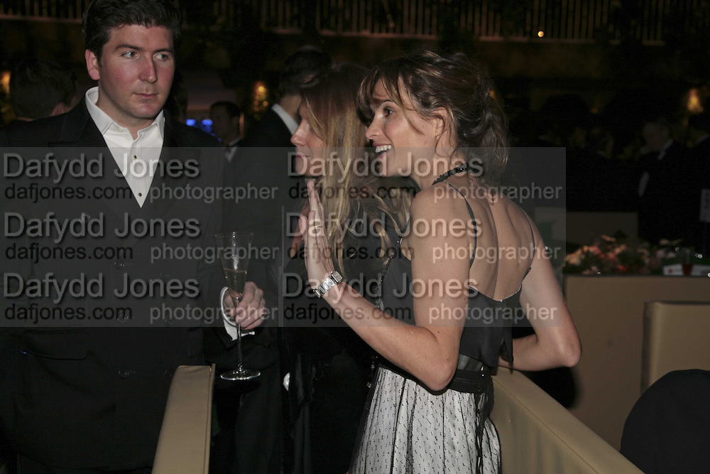 Sheherazade Goldsmith, British Red Cross Ball, Waterloo. London. 16 November 2006.  TIME USE ONLY - DO NOT ARCHIVE  © Copyright Photograph by Dafydd Jones 66 Stockwell Park Rd. London SW9 0DA Tel 020 7733 0108 www.dafjones.com
