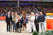Independent Little Me<br /> Kampioen Gelderse Paarden<br /> KWPN Hengstenkeuring 2016<br /> © DigiShots