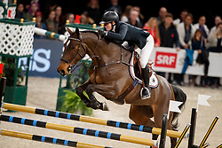 Holmen Stephanie, SWE, H&M Flip's Little Sparrow<br /> Mercedes Benz CSI Zurich 2018<br /> © Hippo Foto - Dirk Caremans<br /> 28/01/2018