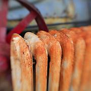 Rusted Radiator - Pottsville - Merlin, Oregon - Lensbaby