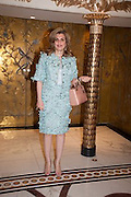 ROLA JAMEEL, The Foreign Sisters lunch sponsored by Avakian in aid of Cancer Research UK. The Dorchester. 15 May 2012