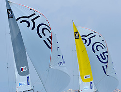 Mirsky and Pace in the semi final. Photo: Chris Davies/WMRT