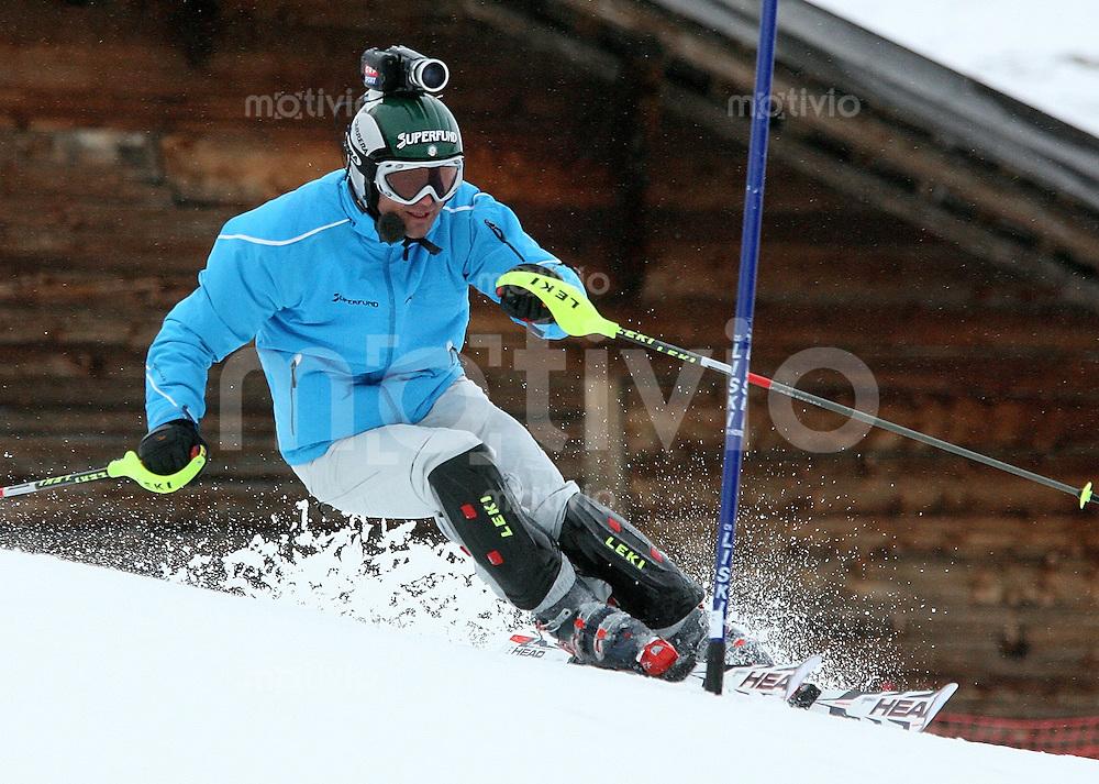 Ski Alpin; Saison 2006/2007  41. Weltcup Slalom Herren Kamerafahrer ORF Mario Reiter (AUT)