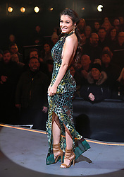 Jess Impiazzi is evicted from the Celebrity Big Brother House 2018, Elstree Studios, Borehamwood. Picture credit should read: Doug Peters/EMPICS Entertainment