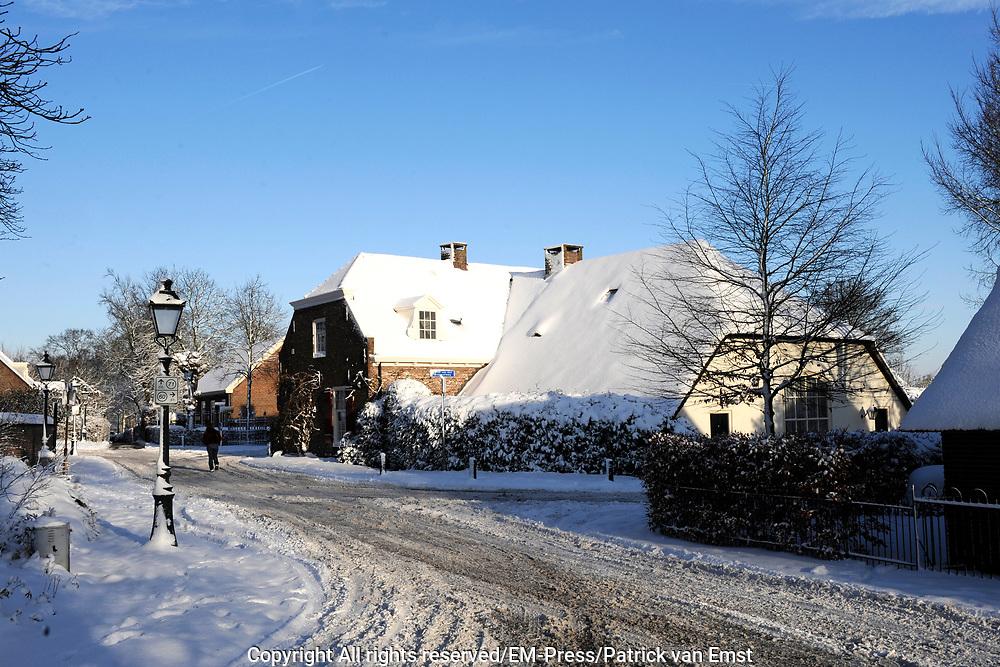 Winter in de Soest, oud soest