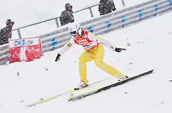 17.12.2011, Casino Arena, Seefeld, AUT, FIS Nordische Kombination, Ski Springen HS 109, im Bild Mikko Kokslien (NOR) // Mikko Kokslien of Norway during Ski jumping at FIS Nordic Combined World Cup in Sefeld, Austria on 20111211. EXPA Pictures © 2011, PhotoCredit: EXPA/ P.Rinderer