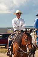 Cowboy, Wilsall Ranch Rodeo, Montana, Marc Brogger, MODEL RELEASED, PROPERTY RELEASED