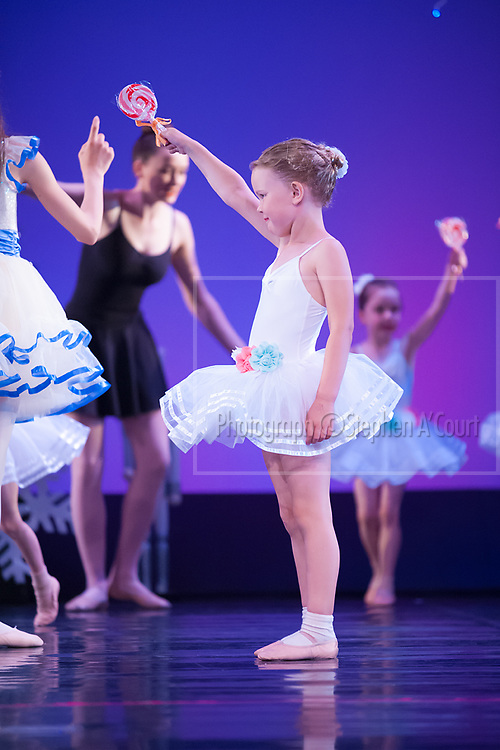 Wellington, NZ. 5.12.2015. Lollipop March, from the Wellington Dance & Performing Arts Academy end of year stage-show 2015. Little Show, Saturday 12.45pm. Photo credit: Stephen A'Court.  COPYRIGHT ©Stephen A'Court