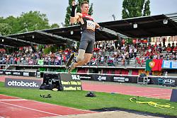 REHM Markus, GER, Long Jump, T44, 2013 IPC Athletics World Championships, Lyon, France