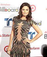 (CH) fl-el-billboard-latin-music-awards-CH11 --Angelica Celaya arrives at the Billboard Latin Music Awards 2012 at Bank United Center on April 26, 2012 in Miami, Florida Staff photo/Cristobal Herrera