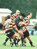 19991223, London Irish vs Roma, Twickenham, GREAT BRITAIN