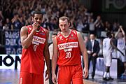 DESCRIZIONE : Cantu Lega A 2015-16 <br /> GIOCATORE : Brandon Davies<br /> CATEGORIA : Ritratto Delusione<br /> SQUADRA : Openjobmetis Varese<br /> EVENTO : Campionato Lega A 2015-2016<br /> GARA : Acqua Vitasnella Cantu' - Openjobmetis Varese<br /> DATA : 04/05/2015<br /> SPORT : Pallacanestro<br /> AUTORE : Agenzia Ciamillo-Castoria/M.Ozbot<br /> Galleria : Lega Basket A 2015-2016 <br /> Fotonotizia: Cantu Lega A 2015-16