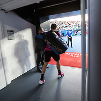 Stan Wawrinka of Switzerland on day eleven of the 2017 Australian Open at Melbourne Park on January 26, 2017 in Melbourne, Australia.<br /> (Ben Solomon/Tennis Australia)