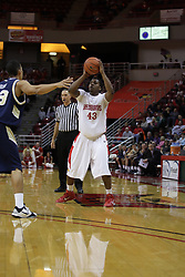 04 December 2010: Austin Hill during an NCAA basketball game between the Montana State Bobcats and the Illinois State Redbirds at Redbird Arena in Normal Illinois.
