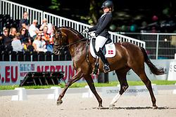 Cecilie Nielsen Caroline, DEN, Davidoff<br /> EC Rotterdam 2019<br /> © Hippo Foto - Sharon Vandeput<br /> 21/08/19