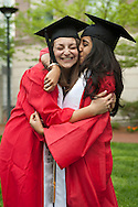 May 18, 20115 - Boston University graduation.