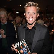NLD/Scheveningen/20171107 - Boekpresentatie Deal, Dirk Kuyt