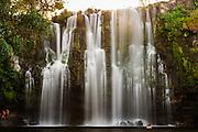 waterfall in Costa Rica Llanos de Cortes