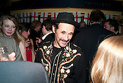 MARK RYLANCE, Press night for Jerusalem. Apollo Theatre. Shaftesbury ave. After party at the Cafe de Paris. London. 10 February 2010