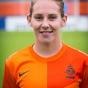 NLD/Velsen/20130701 - Selectie Nederlands Dames voetbal Elftal, Manon Melis