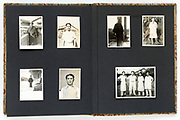 Japan 1950s 1960s family photo album