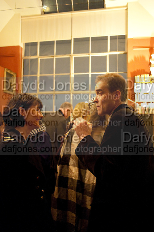 GEORGIA COLERIDGE, Party to celebrate the publication of Animal Magic by Andrew Barrow. Tite St. London. 28 February 2011.  -DO NOT ARCHIVE-© Copyright Photograph by Dafydd Jones. 248 Clapham Rd. London SW9 0PZ. Tel 0207 820 0771. www.dafjones.com.