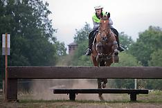 Nationaal kampioenschap LRV eventing - Minderhout 2011