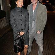 NLD/Amsterdam/20120308 - Presentatie nieuwe collectie voor Louis Vuitton, Eric Kusters
