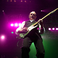 Status Quo play live at the SECC..Francis Rossi.