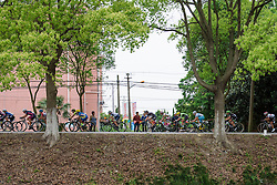 Tour of Chongming Island 2016 - Stage 2. A 113km road race on Chongming Island, China on May 7th 2016.