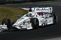 Sebastien Bourdais, Honda Indy 200 at Mid Ohio, Mid Ohio Sports Car Course, Lexington, OH 08/05/12