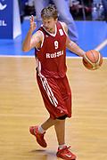 DESCRIZIONE : Cagliari Qualificazione Eurobasket 2015 Qualifying Round Eurobasket 2015 Italia Russia Italy Russia<br /> GIOCATORE : Egor Vyaltsev<br /> CATEGORIA : Palleggio Schema<br /> EVENTO : Cagliari Qualificazione Eurobasket 2015 Qualifying Round Eurobasket 2015 Italia Russia Italy Russia<br /> GARA : Italia Russia Italy Russia<br /> DATA : 24/08/2014<br /> SPORT : Pallacanestro<br /> AUTORE : Agenzia Ciamillo-Castoria/Max.Ceretti<br /> Galleria: Fip Nazionali 2014<br /> Fotonotizia: Cagliari Qualificazione Eurobasket 2015 Qualifying Round Eurobasket 2015 Italia Russia Italy Russia<br /> Predefinita :