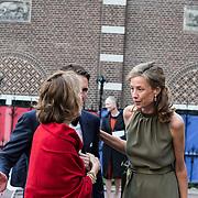 NLD/Amsterdam/20140613 - Prinses Beatrix bij de uitreiking van de Pritzker Achitecture Prize 2014, Prinses Marilene