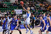 DESCRIZIONE : Eurocup 2014/15 Last 32 Gruppo H Dinamo Banco di Sardegna Sassari - Buducnost VOLI Podgorica<br /> GIOCATORE : David Logan<br /> CATEGORIA : Tiro Penetrazione Sottomano<br /> SQUADRA : Dinamo Banco di Sardegna Sassari<br /> EVENTO : Eurocup 2014/2015<br /> GARA : Dinamo Banco di Sardegna Sassari - Buducnost VOLI Podgorica<br /> DATA : 28/01/2015<br /> SPORT : Pallacanestro <br /> AUTORE : Agenzia Ciamillo-Castoria / Luigi Canu<br /> Galleria : Eurocup 2014/2015<br /> Fotonotizia : Eurocup 2014/15 Last 32 Gruppo H Dinamo Banco di Sardegna Sassari - Buducnost VOLI Podgorica<br /> Predefinita :