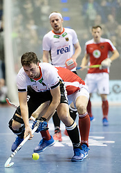 BERLIN - Indoor Hockey World Cup<br /> Final: Germany - Austria<br /> foto: Tobias Hauke <br /> WORLDSPORTPICS COPYRIGHT FRANK UIJLENBROEK