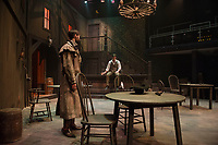 Liberty Valance at Winnipesaukee Playhouse.  (Karen Bobotas/for the Laconia Daily Sun)
