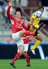 20100815 Silkeborg-Horsens Superliga fodbold