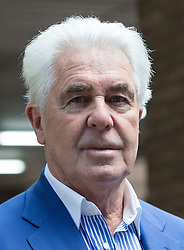 LNP HIGHLIGHTS OF THE WEEK 25/04/14 © Licensed to London News Pictures. 23/04/2014. London, UK. Publicist Max Clifford arrives at Southwark Crown Court in London on 23rd April 2014. The jury has retired to consider 11 charges of indecent assault against Mr Clifford.  Photo credit : Vickie Flores/LNP