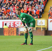 Dundee United's Luis Zwick - Dundee United v Dundee at Tannadice<br /> - Ladbrokes Premiership<br /> <br />  - © David Young - www.davidyoungphoto.co.uk - email: davidyoungphoto@gmail.com
