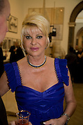 IVANA TRUMP, The Summer Ball. Royal Academy. Picadilly. London. 16 June 2008. *** Local Caption *** -DO NOT ARCHIVE-© Copyright Photograph by Dafydd Jones. 248 Clapham Rd. London SW9 0PZ. Tel 0207 820 0771. www.dafjones.com.