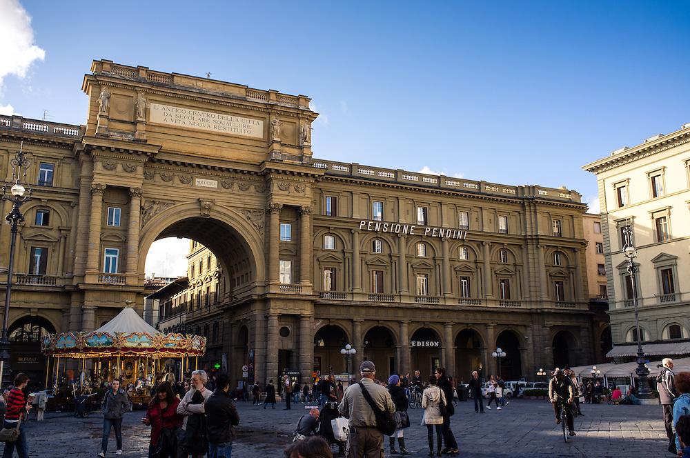 Pensione Pendini - Florence, Italy