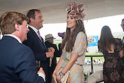 CHLOE HERBERT, Ladies Day, Glorious Goodwood. Goodwood. August 2, 2012