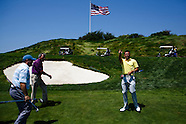 20130811 - Golden Boy Boxer Oscar De La Hoya Golfing Trump National