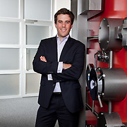 Mike Burrows an Otago University graduate in Banking.