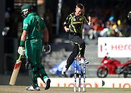 ICC World Twenty20 Super 8s - Australia v South Africa 30th September 2012