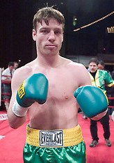 March 16, 2006 - John Duddy vs Shelby Pudwill - Theater at Madison Square Garden, NY, NY