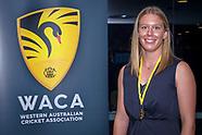 WACA Karen Read Medal 2018