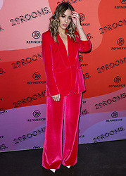 December 4, 2018 - Los Angeles, California, United States - LOS ANGELES, CA, USA - DECEMBER 04: Actress Chloe Bennet arrives at the Refinery29 29Rooms Los Angeles 2018: Expand Your Reality Opening Party held at The Reef A Creative Habitat on December 4, 2018 in Los Angeles, California, United States. (Credit Image: © face to face via ZUMA Press)