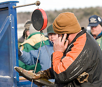 The Great Meredith Rotary Fishing Derby January 30th and 31st, 2010.